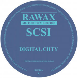 SCSI - DIGITAL CIITY