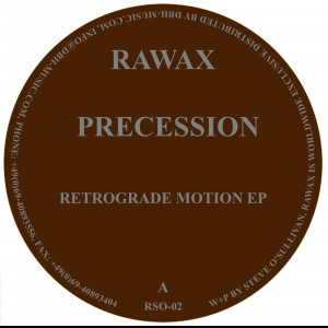 Precession (Steve O'Sullivan) - Retrograde Motion EP
